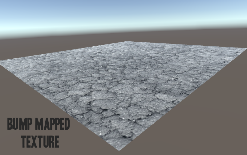 Bump Mapped Texture
